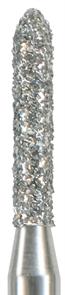 877-012F-FG Бор алмазный NTI, форма торпеда, мелкое зерно