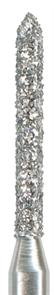878-010F-FG Бор алмазный NTI, форма торпеда, мелкое зерно