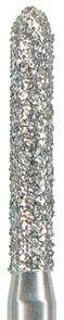878-014F-FG Бор алмазный NTI, форма торпеда, мелкое зерно