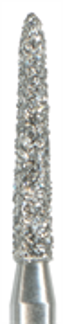 878K-014C-FG Бор алмазный NTI, форма торпеда, коническая, грубое зерно