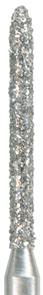 879-010F-FG Бор алмазный NTI, форма торпеда, мелкое зерно