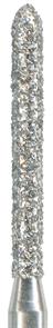 879-012F-FG Бор алмазный NTI, форма торпеда, мелкое зерно