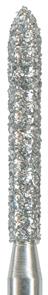879-014F-FG Бор алмазный NTI, форма торпеда, мелкое зерно