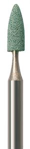 Головка керамическая NTI NF661GR д/керамических материалов и сплавов металлов NF661GRD пламевидный