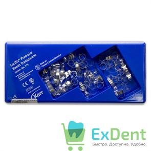 Матрицы Lucifix Premolar Bands Transparent - для премоляров (50 шт)