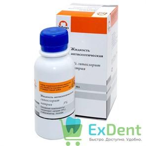 Жидкость антисептическая, гипохлорит натрия 3% (100 мл)
