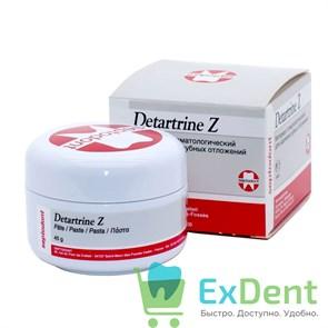 Detartrine Z (Детартрин Зет) - паста с цирконием для снятия зубного камня и полировки пломб (45 г)