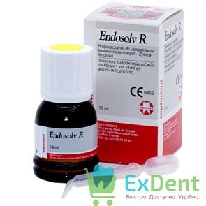 Endosolv R (Эндосольв Р) - жидкость для распломбировки фенолопластной смолы (13 мл)