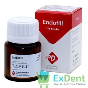 Endofill (Эндофил) - материал для постоянной пломбировки корневых каналов с дексаметазоном (15 г)