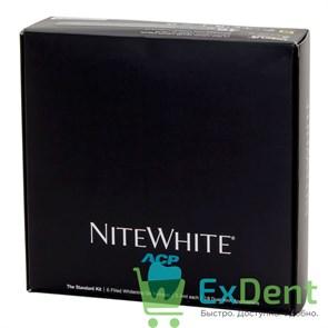 Nite White набор ночного домашнего отбеливания, 16% перекиси карбамида (6 х 2,4 мл)