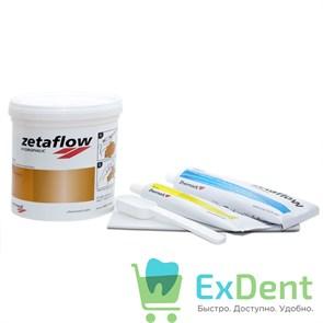 Zetaflow (Зетафлоу) Intro Kit - C - силикон  очень высокой вязкости, оранжевый (900 мл + 140 мл + 60