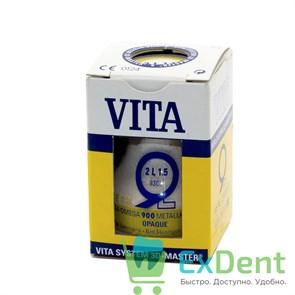 Керамическая масса Vita Omega 900 3D - Master Standart Opaque - 2L1.5 (12 г)