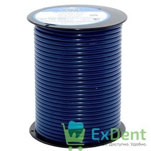 Восковая проволока Deton, D=3,5 мм, средняя, синяя Yeti (250 г)