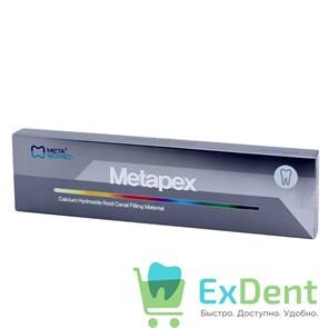 Metapex (Метапекс) - паста гидроокиси кальция с йодоформом для временного пломбирования (2 х 2,2 г)