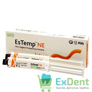 EsTemp NE - цемент для временной фиксации ортопедических конструкций (2 х 10 г)