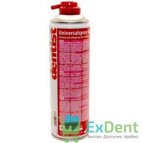Спрей для смазки наконечников и микромоторов Universal oilspray (500 мл)