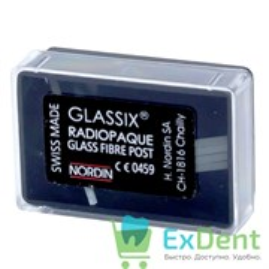 Штифты стекловолоконные №4 Glassix (6 шт)