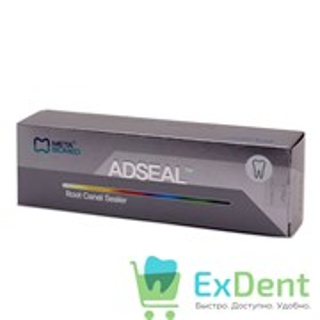 Adseal (Адсил) - материал для пломбирования корневых каналов (9 г + 4,5 г)