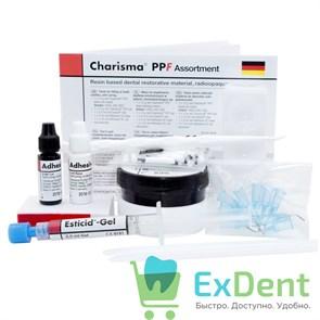Charisma (Харизма) PPF A3 - пломбировочный материал химического отверждения (12  г+ 12 г)