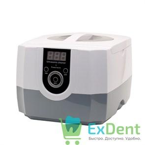 Ультрозвуковая ванна Ultrasonic Cleaner CD - 4800 ,1.4 л., с аксесселератором