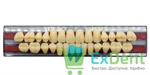 Гарнитур акриловых зубов A4, S5 Gloria New Ace (28 шт)