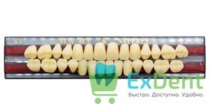 Гарнитур акриловых зубов A3, S3 Gloria New Ace (28 шт)