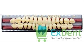 Гарнитур акриловых зубов A2, T1 Gloria New Ace (28 шт)