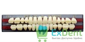 Гарнитур акриловых зубов A1, T3 Gloria New Ace (28 шт)