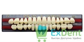 Гарнитур акриловых зубов A1, T4 Gloria New Ace (28 шт)