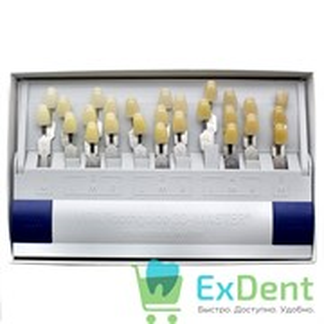 Расцветка  VITA Toothguide 3D-MASTER, для акриловых зубов