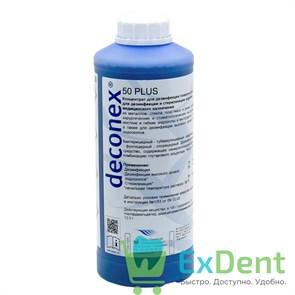 Дезинфицирующее средство Deconex (Деконекс) 50 Plus (1 л), для поверхностей и изделий
