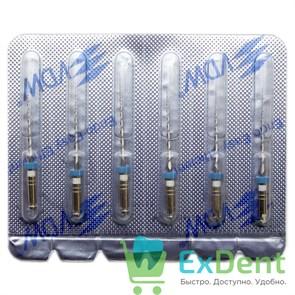 Mtwo-File NiTi №15/.05, 21/25 мм, система вращающихся файлов, блистер (6 шт)
